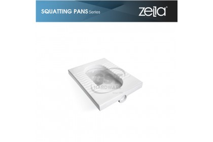 ZELLA SQ-378 SQUATTING PAN