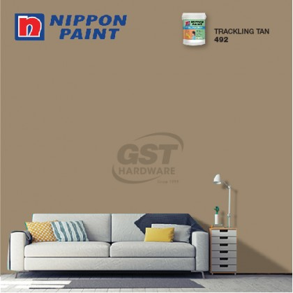 *STOCK CLEARANCE* NIPPON PAINT 5L EASY WASH PAINT (READY MIX)