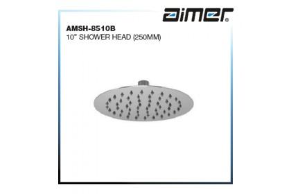 "AIMER AMSH-8510B 10"" ROUND SHOWER HEAD (250MM)"